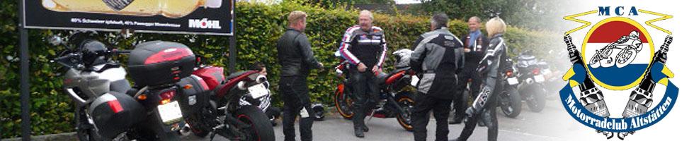 MCA Motorradclub Altstätten